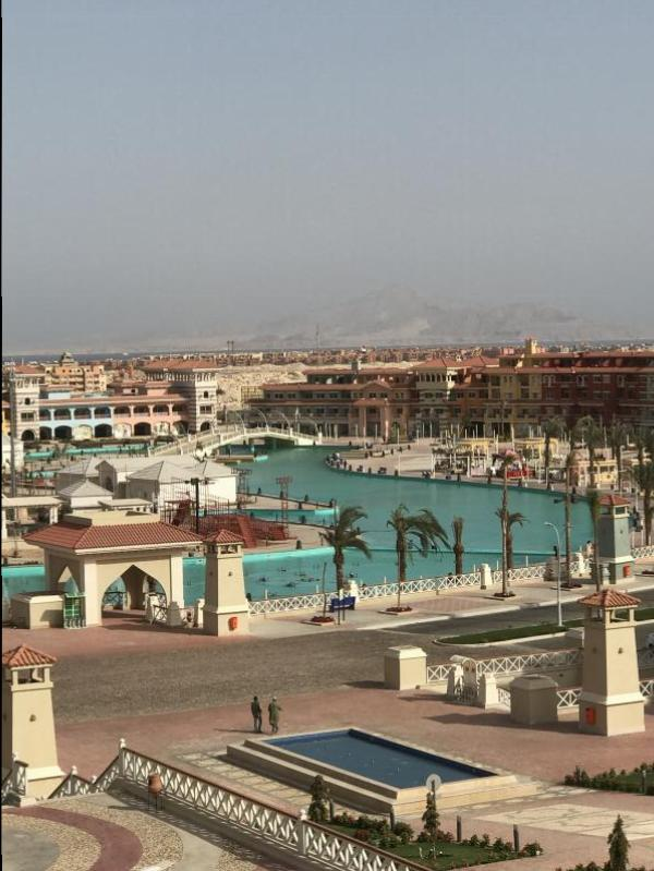 Porto Sharm, one bed apartment with balcony