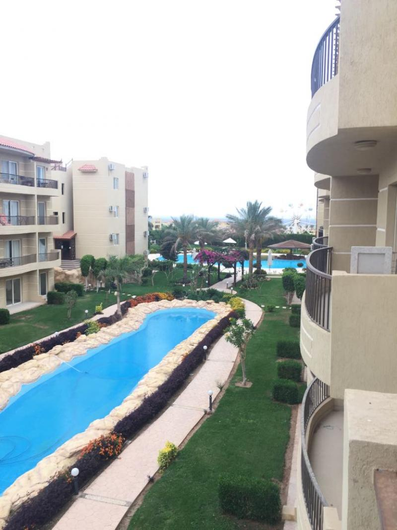 One Bedroom apartment with balcony and sea view