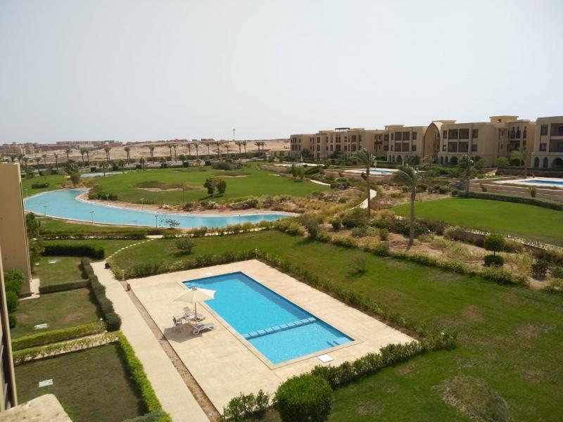 Amazing 2 Bedroom Sea view apartment in Golf Resort