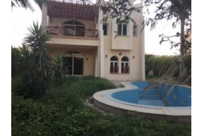 3 Bed Villa with Private Pool and Beach Access