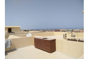 Amazing 2 Bedroom Sea view apartment in Golf Resort