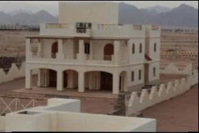 Villa Sea and Mountain Views in Montazah